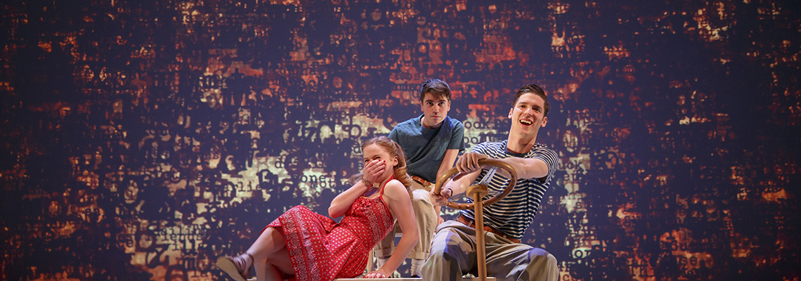 What I Did Last Summer Production Photo