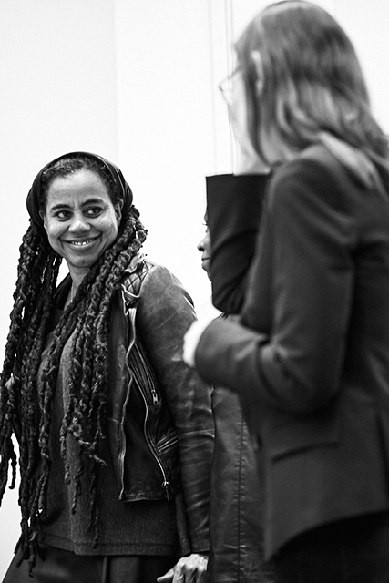 Playwright Suzan-Lori Parks photo
