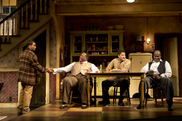 august wilsons play the piano lesson essay This paper discusses the african american playwright august wilson's play the  piano lesson the incidents of which take place in the dramatist's birth  in her  essay , wahneema lubiano examines how nigger has been reclaimed within a .