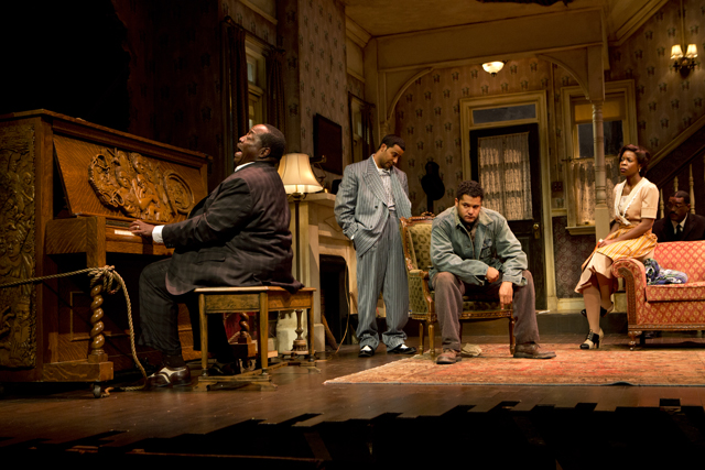 a plot overview of august wilsons drama the piano lesson The piano lesson essay examples a plot overview of august wilson's drama the piano lesson an overview of the drama the piano lesson by august wilson in 1945.