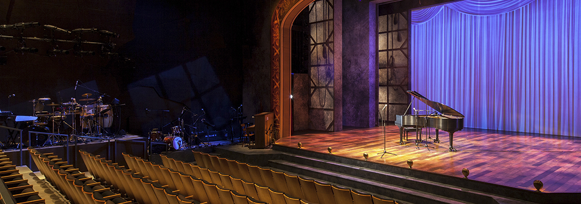 Signature's Irene Diamond Stage