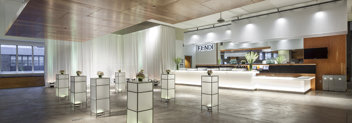 Fendi Special Event at the Pershing Square Signature Center