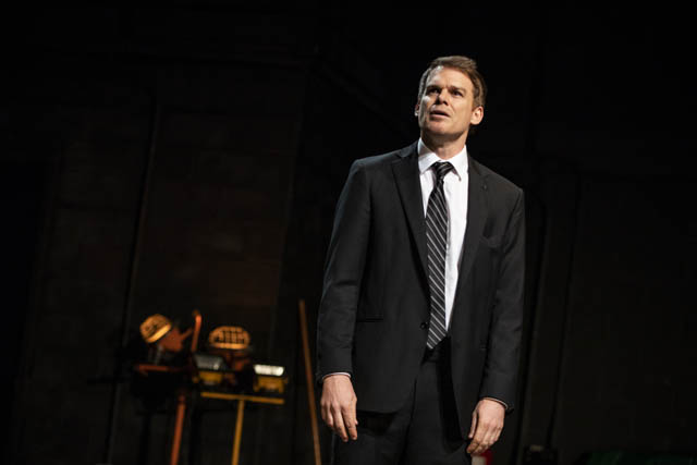 Thom Pain (based on nothing) by Will Eno at Signature Theatre