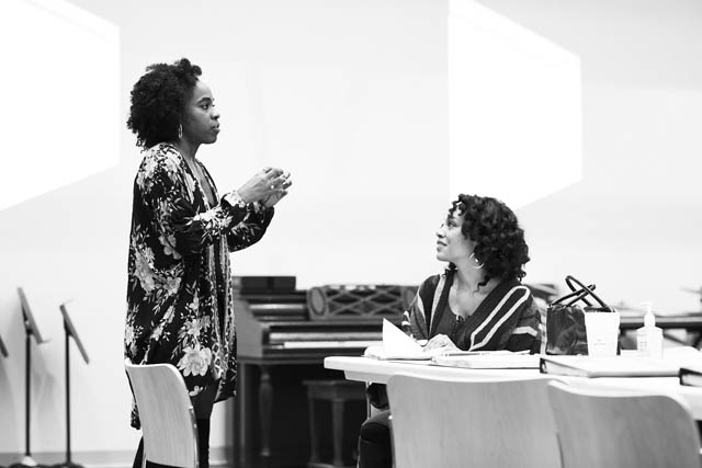 Kristolyn Lloyd and Simone Missick.