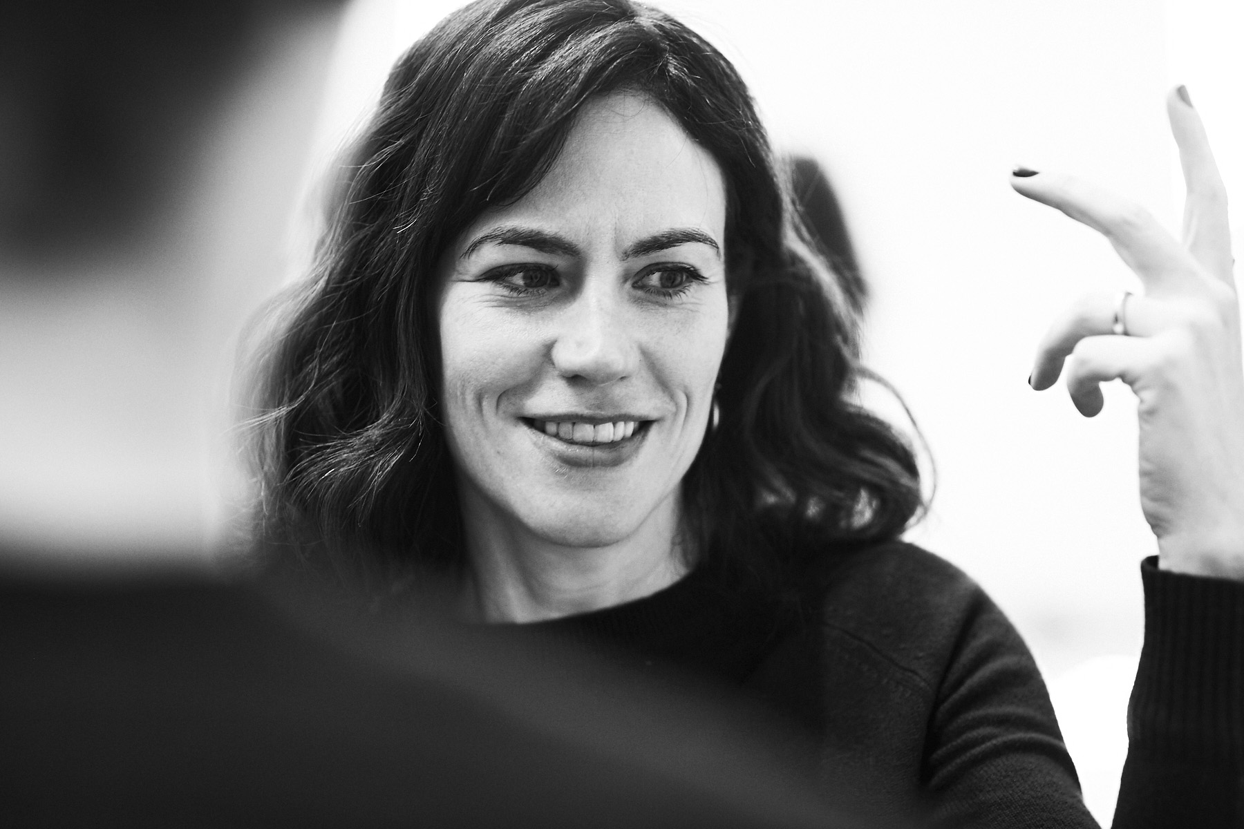Maggie Siff.